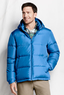 Men's Regular 600-Fill Hooded Down Jacket
