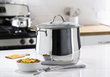 Sandra by Sandra Lee 12-quart Stainless Steel Stock Pot