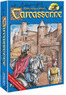Carcassonne Board Game with River Tile Expansion