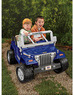 Fisher-Price Power Wheels Jeep Rubicon Ride