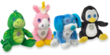 Flashlight Friends Stuffed Animal Flashlight