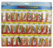 Fishing Lures, 30 Pack