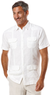 Men's Linen Guayabera Cotton Shirt