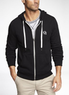 Men's Lion Zip-Up Hoodie