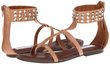 Steve Madden Cixx Leather Sandals