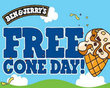 Ben & Jerry's - Free Ice Cream Cone