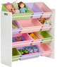 Honey-Can-Do Kids Toy Organizer and Storage Bins
