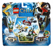 Three LEGO Chima Characters