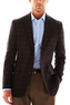 Stafford Men's Merino Wool Sport Coat