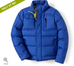 Boys' REI Big Brr Down Jacket (Black or Bright Navy)