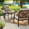 SONOMA Outdoors 3-pc. Chatham Chair & Side Table Chat Set