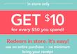 Carter's - $10 Back w/ Rewards Program (In Stores)