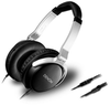 Denon Over-Ear Headphones w/ In-Line Control & Mic