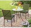 Mainstays Crossman 3-Piece Outdoor Bistro Set