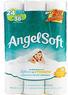 Angel Soft 24-Roll Big Rolls Bath Tissue, 96-Count