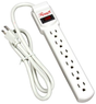Rosewill 3ft 6 Outlet Power Strip + 6ft M/M HDMI Cable