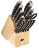 Hampton Forge Continental 15-Piece Knife Set