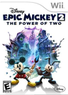 Disney Epic Mickey 2: The Power of Two (Nintendo Wii)