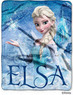 Disney Frozen Elsa Palace 40 x 50 Silk-Touch Throw
