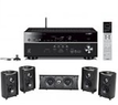 Yamaha RX-V677 7.2-Channel WiFi Network A/V Receiver Bundle