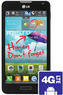 LG Optimus F6 Smartphone (No Contract)