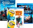 Best Buy - Buy 2 Movies, Get 1 Free + Free Shipping