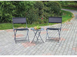 Mainstays Grab and Go 3-Piece Outdoor Bistro Set