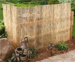 Castlecreek Reed Privacy Fence