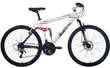 Genesis 26 Men's V2100 Dual-Suspension Mountain Bike