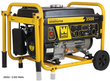 WEN 3,500W Gas-Powered Portable Generator w/ Wheel Kit
