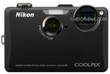 Nikon Coolpix S1200pj 14.1-MP Camera w/ Projector (Refurb)