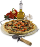 Sandra by Sandra Lee 3-Piece Pizza Stone Set
