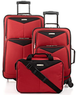 Travel Select Bay Front 3-Piece Spinner Luggage Set