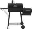 BBQ Pro Barrel Smoker with Offset Firebox