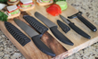7-Piece Ceramic Knife Set