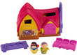 Fisher-Price Little People Snow White Cottage Play Set