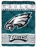 NFL 60 x 80 Raschel Plush Throw Blanket