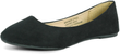 Alpine Swiss Women's Pierina Leather Ballet Flats
