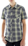 Arizona Men's Short-Sleeve Woven Tee
