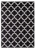 Threshold Fretwork 7-Foot x 10-Foot Rug