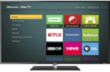 Hisense Roku 40 1080p LED-Backlit LCD Smart HDTV