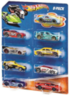 Hot Wheels Cars 9-Pack