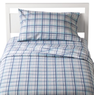 Circo Plaid Flannel Sheet Set