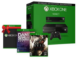 Xbox One Console with Kinect & Free Games (Refurbished)