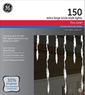 General Electric Pro-Line Icicle 150 Light Set