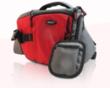 DOLICA SB-015RD Professional DSLR/ Mirrorless ILC Sling Bag