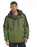NordicTrack Men's Weather Resistant Hooded Mid-Weight Jacket