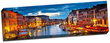Panoramic Cityscape 48 Canvas Print