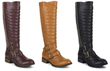 Mark & Maddux Women's Paris Quilted Knee-High Boots
