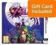 Legend of Zelda: Majora's Mask 3D + $25 GC (Pre-Order)